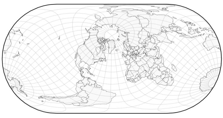 kartprojeksjoner